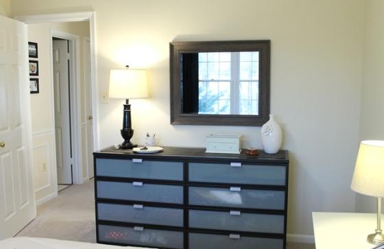 dresser area process