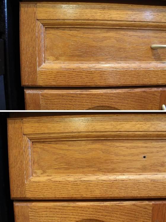 left drawer combo
