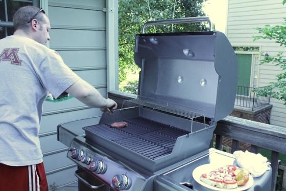 grill christening