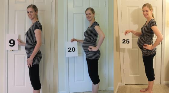 9 20 25 weeks
