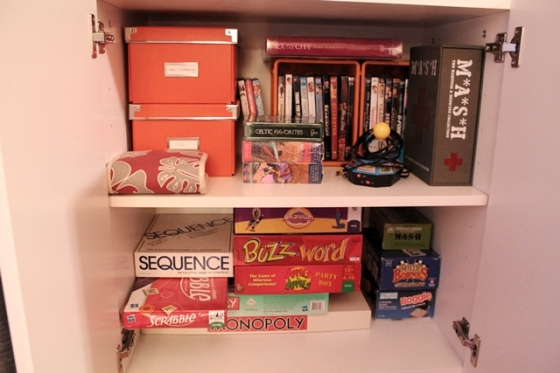 game cupboard