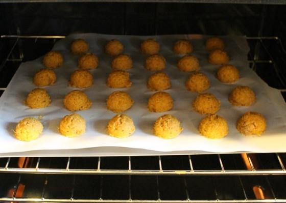baking balls