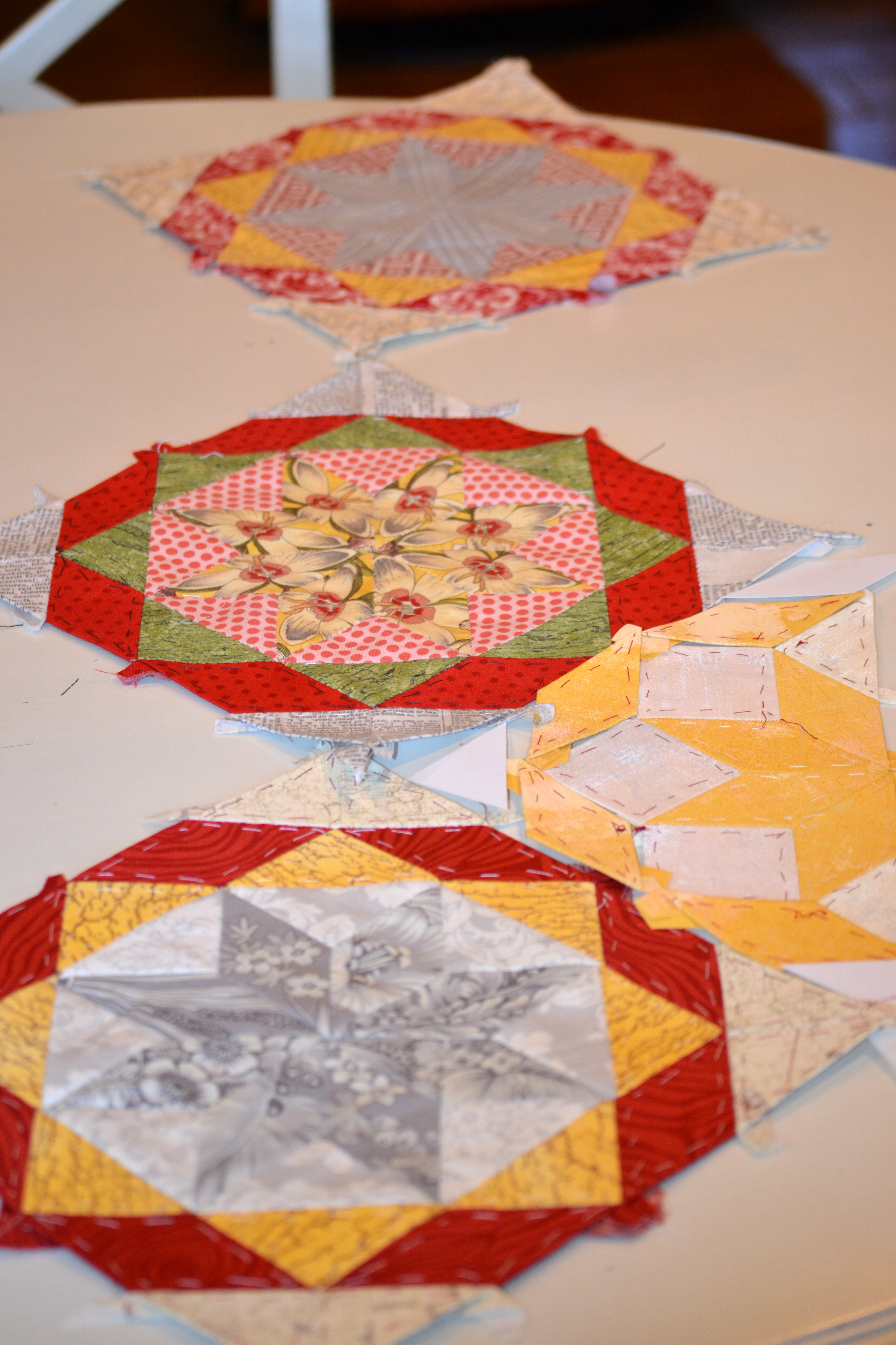 Quilting Family Style Living