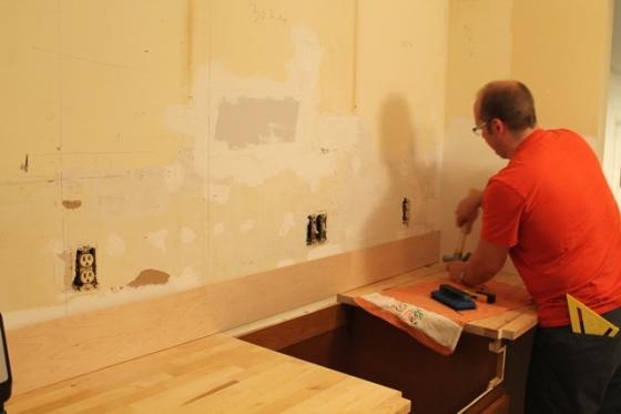 hammer first plank